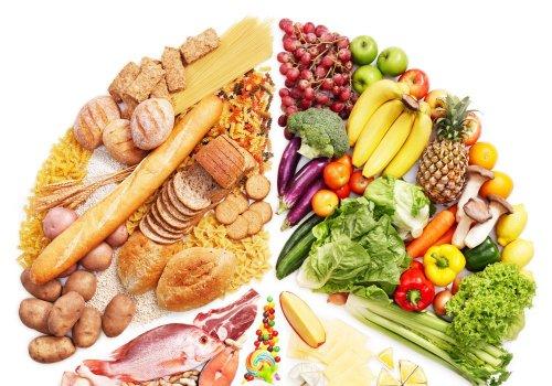 تغذیه مناسب کلید موفقیت در ورزش
