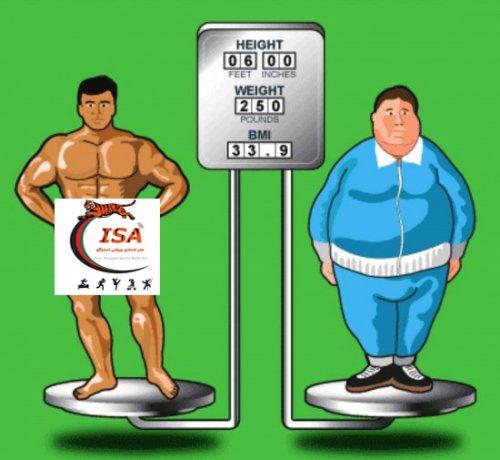 ترکیب بدن یا شاخص توده بدن (BMI)؟